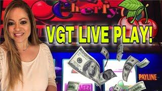 VGT SUNDAY FUN'DAY• WITH •CRAZY CHERRY• NICE WIN!•