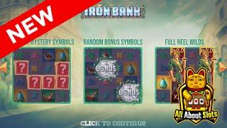 Iron Bank Slot - Relax Gaming - Online Slots & Big Wins