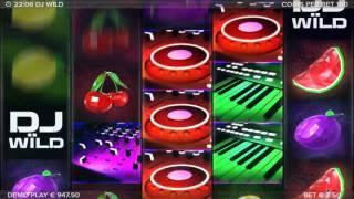DJ Wild Slot Features and Game Play - by  Elk Studios