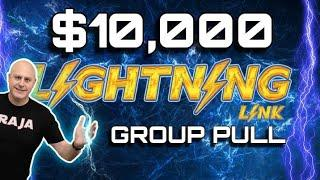 ⋆ Slots ⋆ $11,000 Lightning Link Group Pull in Reno ⋆ Slots ⋆ $50 High Stakes Bets at The Atlantis Casino Resort Spa