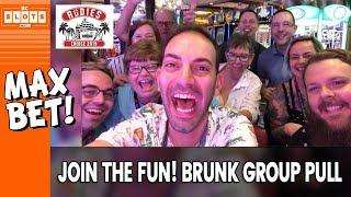 • Join The BIG Brunk Fun • Group Pull @ Rudies Cruise • BCSlots