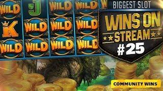 CasinoGrounds Community Biggest Wins #25