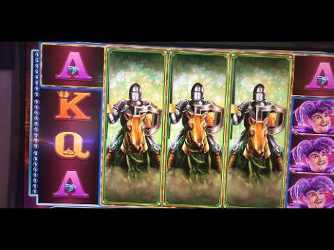 ** BIG WIN ** Black Knight ** Bonus ** SLOT LOVER **
