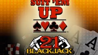 Watch Suit 'em up video at Slots of Vegas