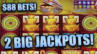 2 BIG JACKPOTS! ★ Slots ★ 88 FORTUNES ★ Slots ★ $88 MAX BET ★ Slots ★ MASSIVE WINS!