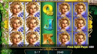 Golden Goddess Mobile - William Hill Games