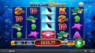 Da Lan Deluxe slots - 2,452 win!