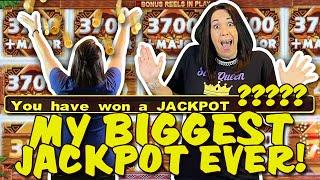 Never seen this coming -  THE BIGGEST JACKPOT OF MY LIFE !!!!  OVER 3000X !!