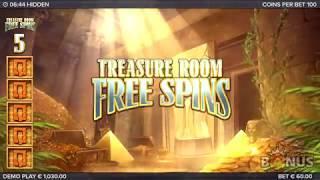 Hidden Slot Features & Game Play - by Elk Studios