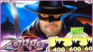 • Bonus FunDay Playing Zorro, Buffalo Gold • • Quick Hit 1.50/bet • San Manuel Casino