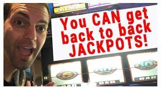 •️•MASSIVE JACKPOT HANDPAY•️•BONUS Times Slot Machine @ San Manuel Casino• • BCSlots