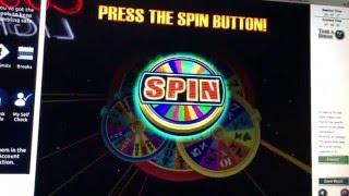 Wheel Of FortuneTriple Extreme Spin Slot Machine ~ www.playolg.ca • DJ BIZICK'S SLOT CHANNEL