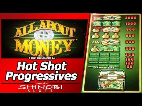 Hot shot progressive slots free