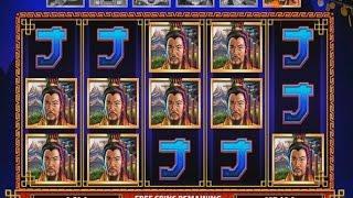 Emperor's Gold Slot - 33 Free Games!
