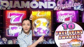 •Fort Knox Twin Win• Free spins• Last spin• Big Win •Diamond Jubilee•