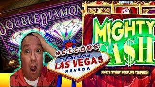 •DOUBLE DIAMOND•MIGHTY CASH VEGAS•AMAZING FUN•VEGAS WITH THE BOYZ!