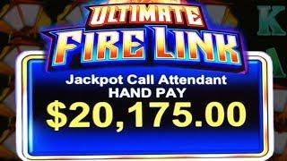 MY 2ND BIGGEST JACKPOT HANDPAY ON YOUTUBE!! ★ Slots ★ HIGH LIMIT ★ Slots ★ ULTIMATE FIRE LINK JACKPO