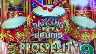 ⋆ Slots ⋆NEW ! DANCING DRUMS BIG WIN !⋆ Slots ⋆DANCING DRUMS PROSPERITY Slot (SG)⋆ Slots ⋆1st Attempt / 3 Session 栗スロ
