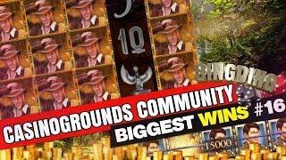 CasinoGrounds Community Biggest Wins #16