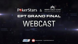 FPS Monaco 2015 Live Poker Tournament, Cards Up Final Table – PokerStars