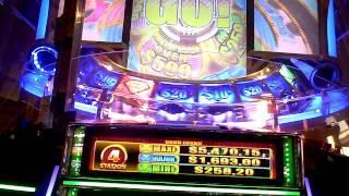 "Titan 360 ""Great Bonuses"" at Harrahs Casino AC"
