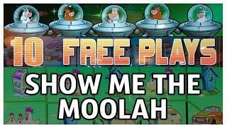 •Show me the MOOlah on 3 Games! • • Slot Machine Pokies w Brian Christopher