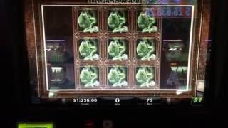 Black Widow bonus win Lodge Casino Colorado WINNER!!!