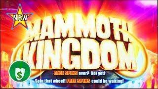 •️ New - Mammoth Kingdom, 2 bonuses