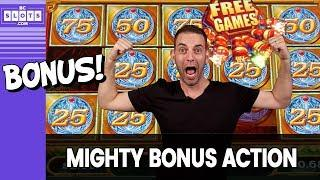 • More Mighty BONUS Time • $1500 @ San Manuel Casino • BCSlots (S. 18 • Ep. 3)