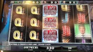 Over Four Thousand Dollar Jackpot! | Black Widow Game | Thousands Of Dollars In Rewards!
