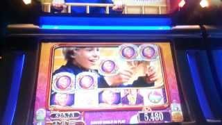 Willy Wonka Charlie Free Spins - BIG WIN!!