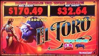 El Toro slot machine, DBG
