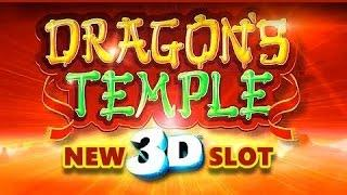 IT FINALLY HAPPENED! - My First Bonus on DRAGON'S TEMPLE 3D - BIG WIN!