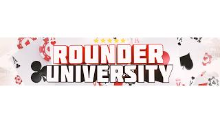 Rounder University Poker Strategy Live Stream
