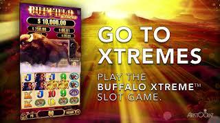 Buffalo Xtreme Slot Game