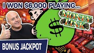 ⋆ Slots ⋆ $6,000+ WON Playing MONEY LINK SLOTS ⋆ Slots ⋆ $60 SPINS Bring JACKPOTS & Other WINS!