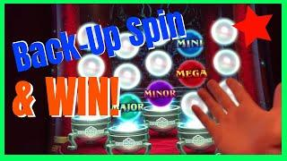 • LIVE Back-Up Spin & WIN! • Slot Machine Pokies w Brian Christopher