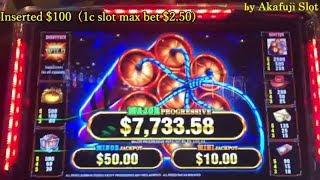 "BIG WIN•New Slot Machine First Attempt ! ""Dynamite""  1c Slot  Max Bet at Barona Casino Akafujislot"