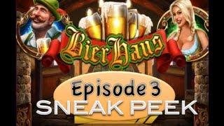 BIER HAUS - WMS - Slot Win - SNEAK PEEK Preview for EPISODE 3