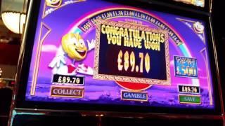 1st August Arcade Slots Session Pie Gambles