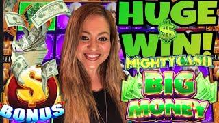 HUGE WIN! NEW GAME! •MIGHTY CASH• •BIG MONEY GOLD!•
