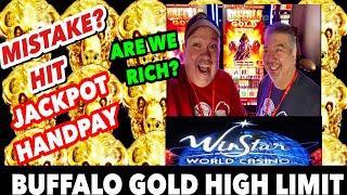 $18 BET! JACKPOT HANDPAY!⋆ Slots ⋆MISTAKE⋆ Slots ⋆️ BUFFALO GOLD HIGH LIMIT SLOT⋆ Slots ⋆WINSTAR WORLD CASINO!