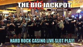 •Hard Rock Casino Live Slot Play•