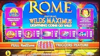 ++NEW Rome slot machine, #G2E2015, IT