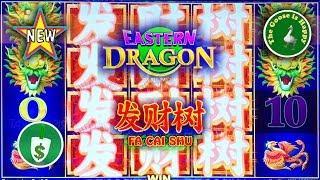 •️ New • Eastern Dragon Fa Cai Shu slot machine, Nice Bonus
