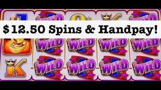 SPIN IT GRAND JACKPOT HANDPAY • 3 BONUS ROUNDS ~ SLOT MACHINE