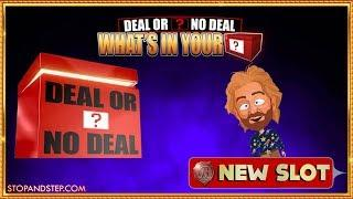 NEW SLOT! DEAL OR NO DEAL What's In Your Box ?? •