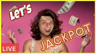 • LIVE Let's Jackpot! • Slot Machines Play at the Casino • EZ LIFE SLOT JACKPOTS