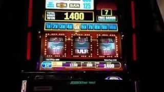 Hot Spins Slot Machine Free Spins Bonus New York Casino Las Vegas