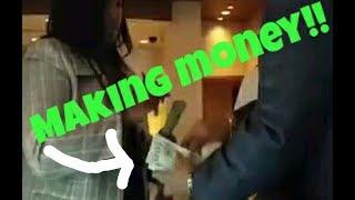 **MAKING MONEY** YOU SEE!! YOU CAN MAKE MONEY OFF OF SLOTS!! STAY ON MAX BET!! FLIPPIN N DIPPIN !!